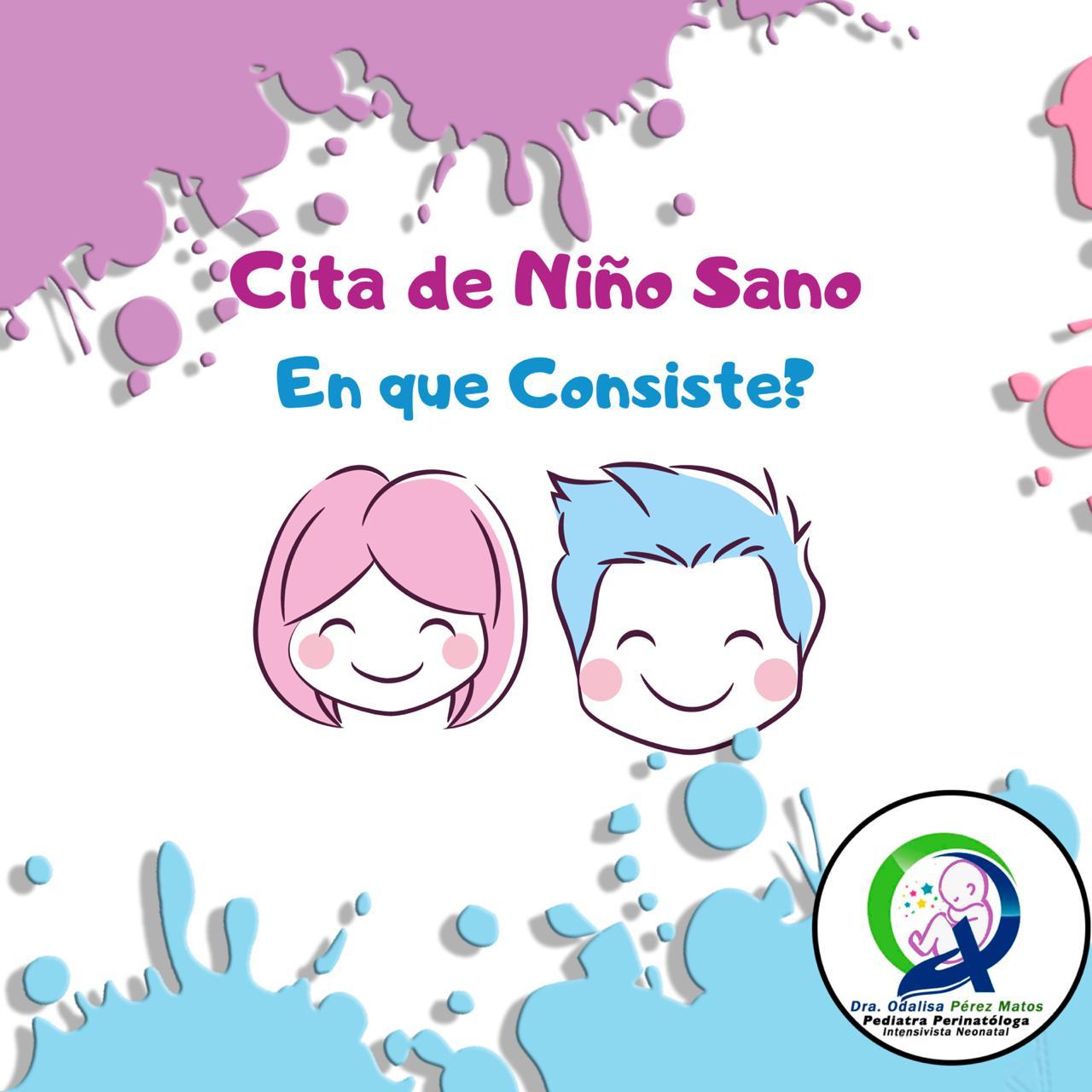 """, """"Pediatra En Casa"""" Control De Niño Sano"""