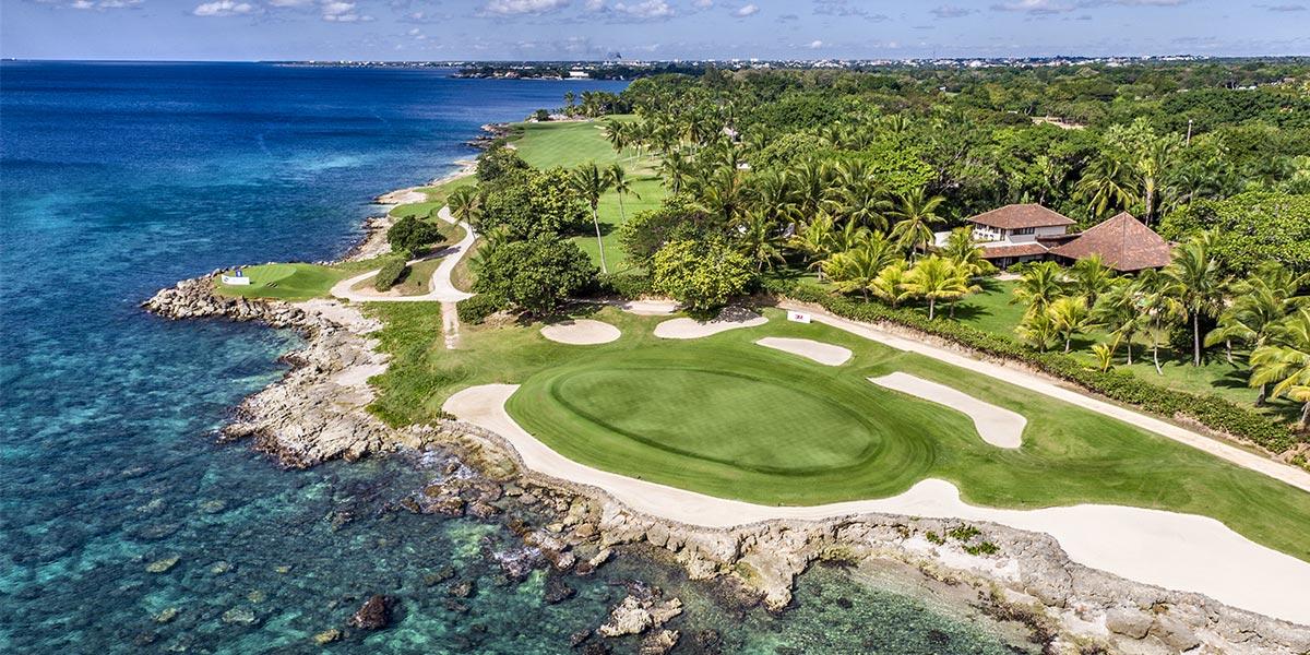 , Campo de Golf dominicano entre los 100 mejores del mundo