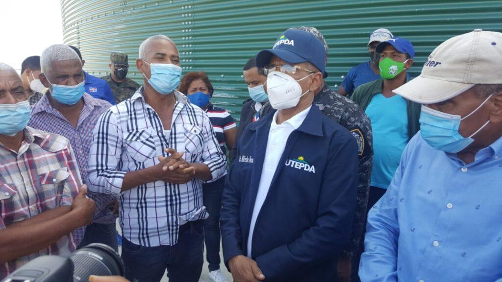, Directores del INDESUR y UTEPDA Visitan Los Pinos del Edén y Boca de Cachón en Independencia.