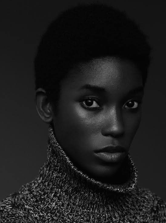 """, Laura Reyes: """"A los diseñadores y editoriales internacionales les encanta mi color de piel""""."""