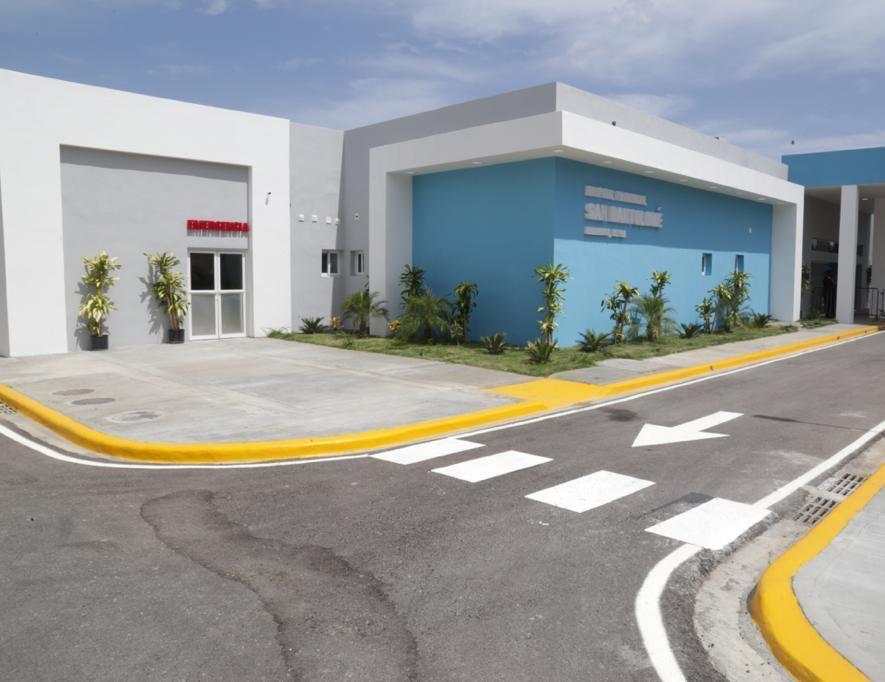 , SNS pone en funcionamiento Hospital San Bartolomé, de Neiba