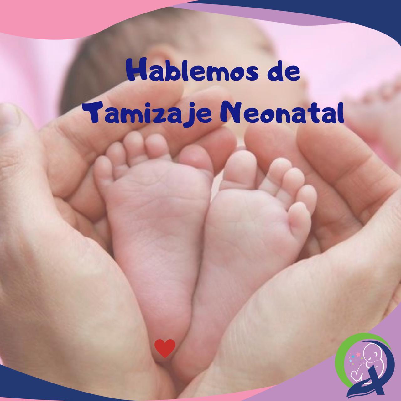 """, """"Pediatra En Casa""""Cómo y cuándo debe ser tomada Tamiz neonatal Metabólico"""