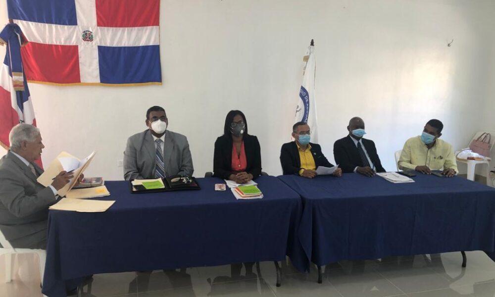 Abogados, Comisión Electoral del Colegio de Abogados informa elecciones están montada en un 85 por ciento
