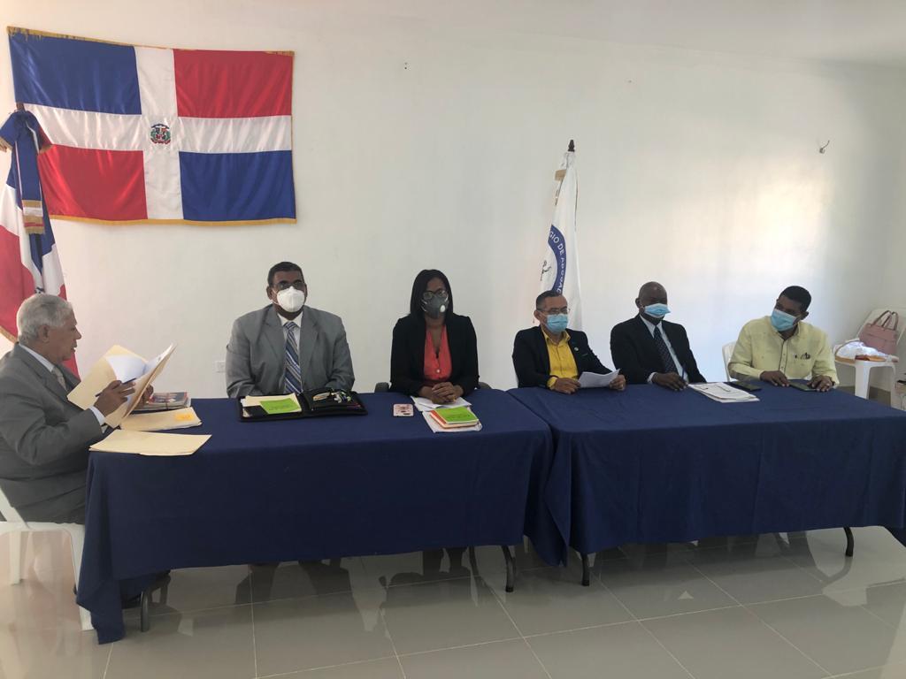 , Comisión Electoral del Colegio de Abogados informa elecciones están montada en un 85 por ciento