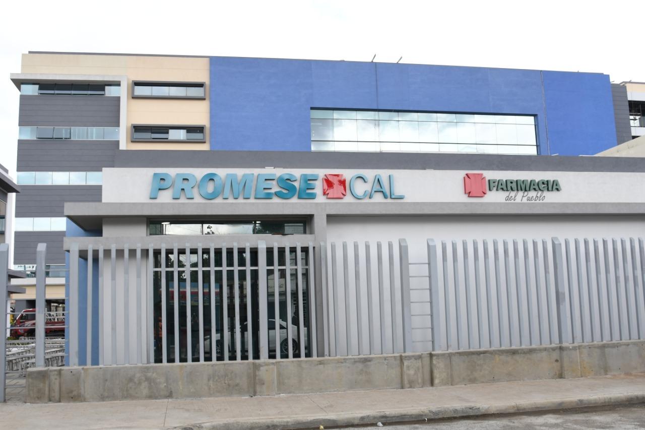 , Promese/Cal inaugura moderna Farmacia del Pueblo en Ciudad Sanitaria Luis E. Aybar