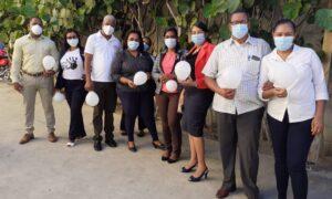 No violencia contra la muje, Distrito Educativo 01-05 conmemora el 60 aniversario del día de la No violencia contra la mujer