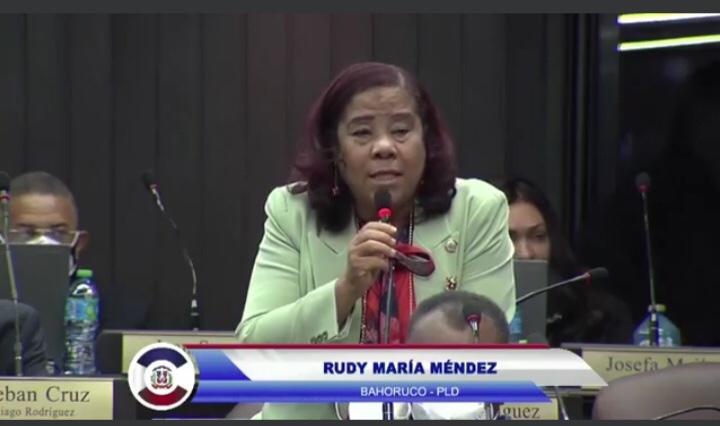 , Diputada Rudy Méndez (Ñiñin) critica masiva cancelación de más 22 mil empleados del MINERD