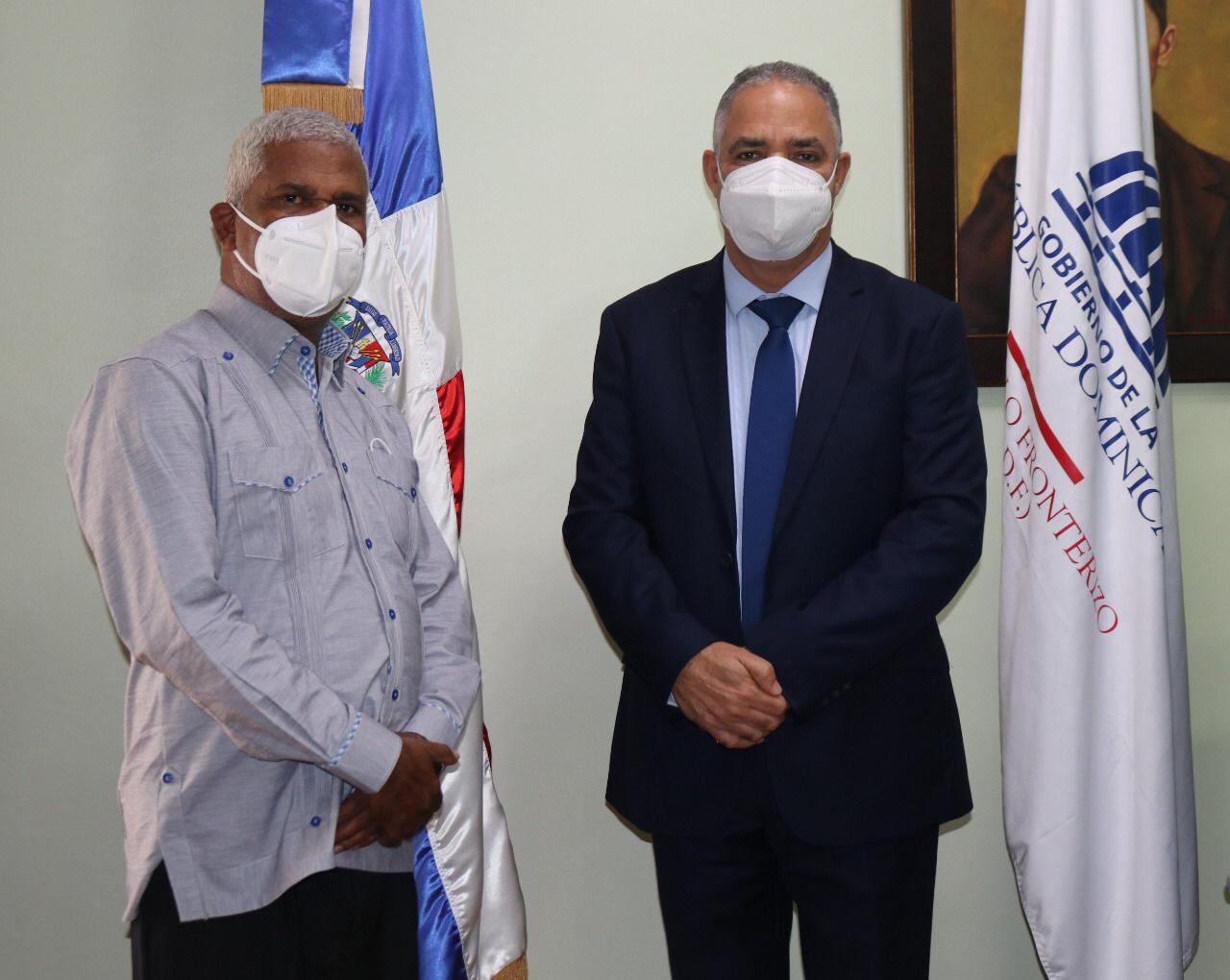 , Directores de INDESUR Y DGDF firmarán acuerdo de cooperación