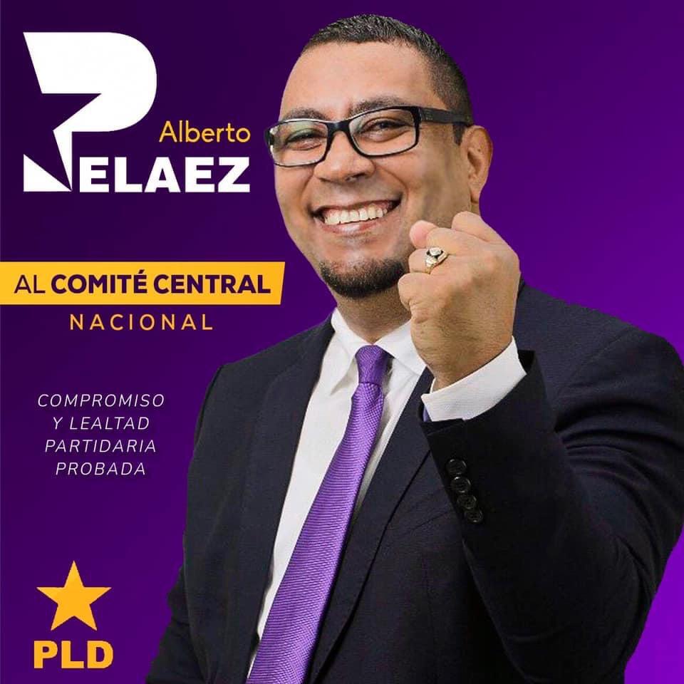 , Pelaez Andino Lanza candidatura al CC del PLD