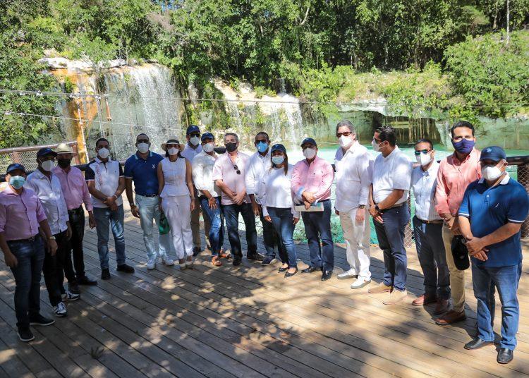 , Comisión de Turismo de Cámara de Diputados visita Cap Cana