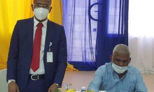 Indesur, Utepda y Indocafé trazan pautas para firma de acuerdo interinstitucional en beneficio de cafetaleros