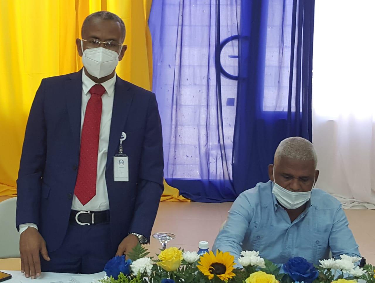 , Indesur, Utepda y Indocafé trazan pautas para firma de acuerdo interinstitucional en beneficio de cafetaleros