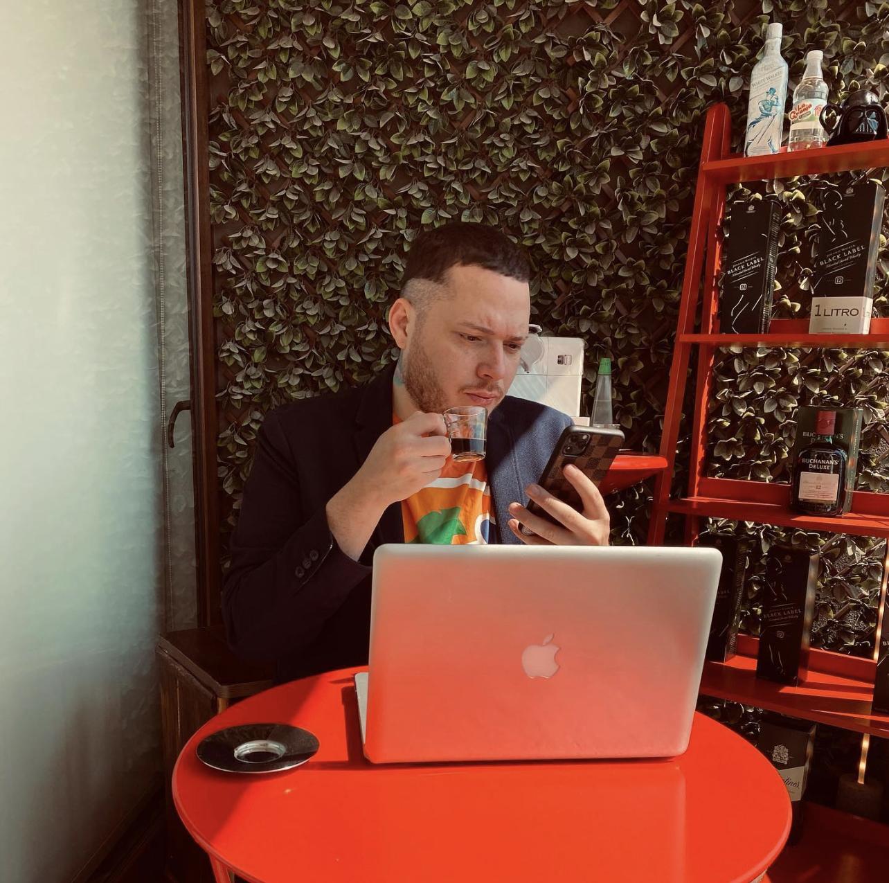, Desde Chile, el empresario, manager y productor Joseph Cárdenas se posiciona en los negocios digitales