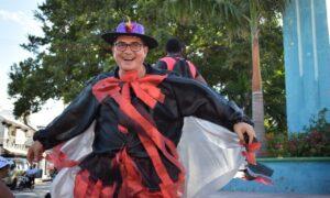 , Welnel Feliz es escogido como jefe de Cachúas de Cabral