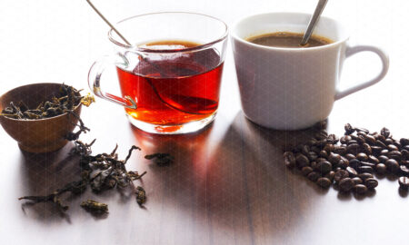 ¿cuál es mejor para ti? Té o café