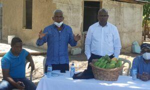 , Indesur auspicia charlas con  en proyectos de crianza de peces en Bahoruco e Independencia