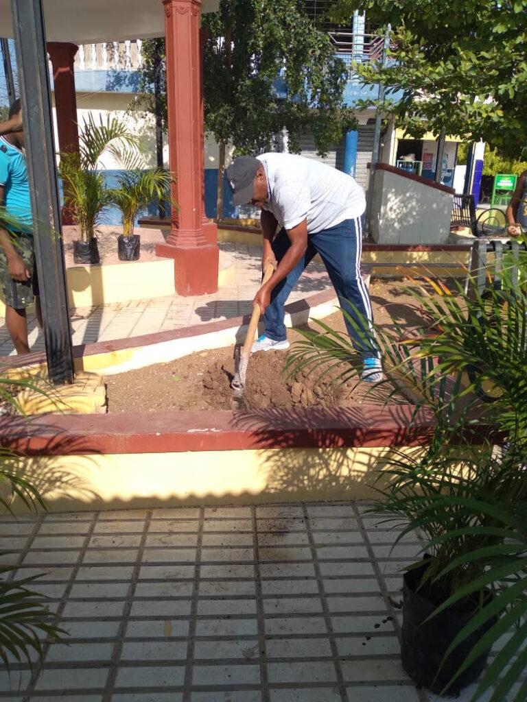 """, Grupo """"Peñuela Avanza"""" recibe donativo de árboles por parte de la fundación """"Manuel López"""""""