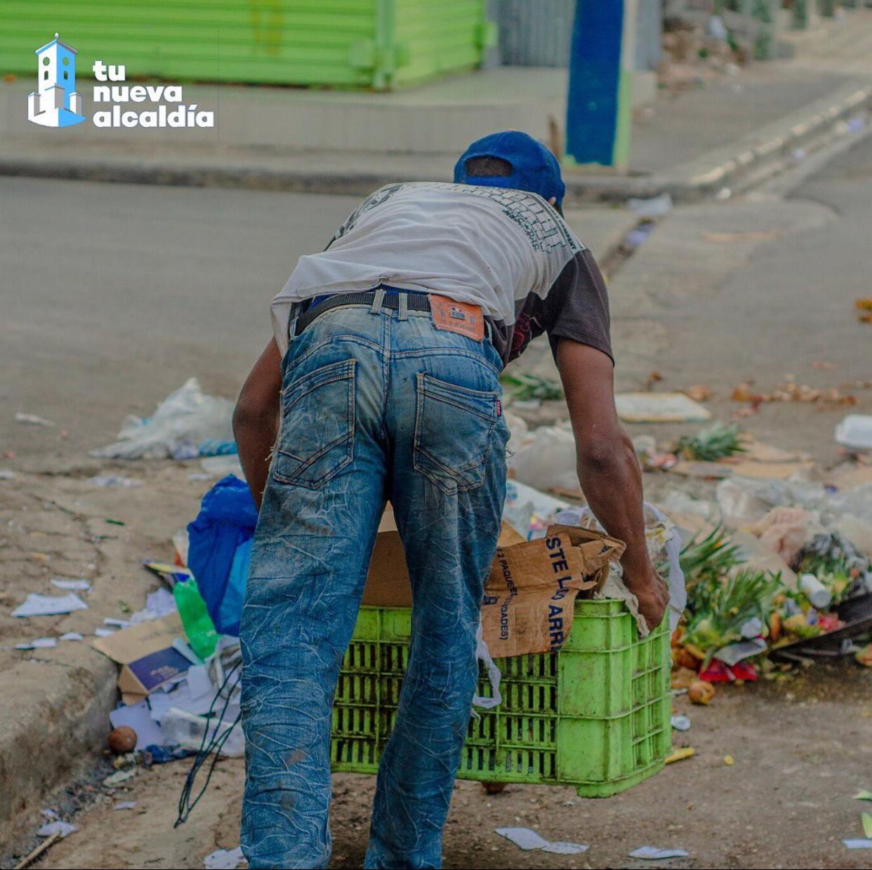 , Recolectores de basura se enfrentan a la muerte en los municipios de Barahona