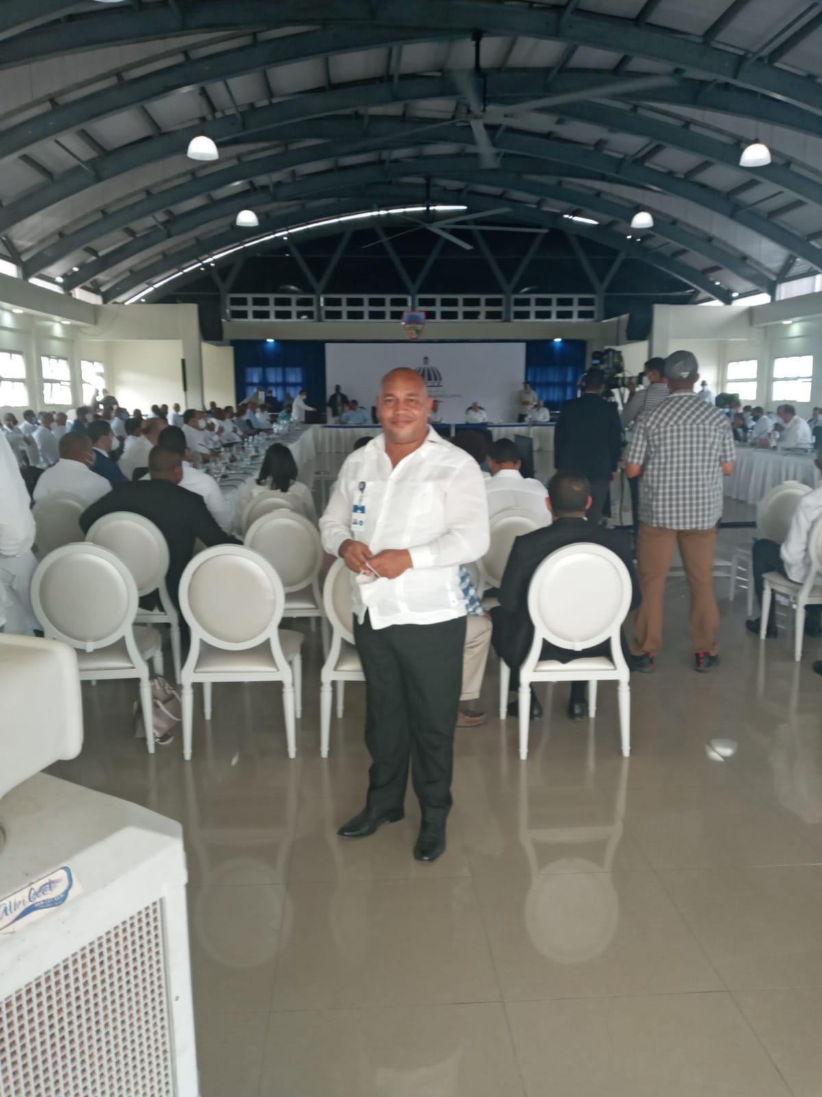 , Antonio Garabito valora como oportuna y positiva la celebración del consejo de gobierno en Barahona