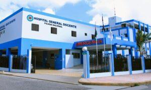 Programa social de Promese/Cal beneficiará pacientes del Hospital de la Policía Nacional