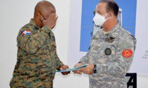 Asume la Armada de República Dominicana el Comando Conjunto Unificado de las Fuerzas Armadas