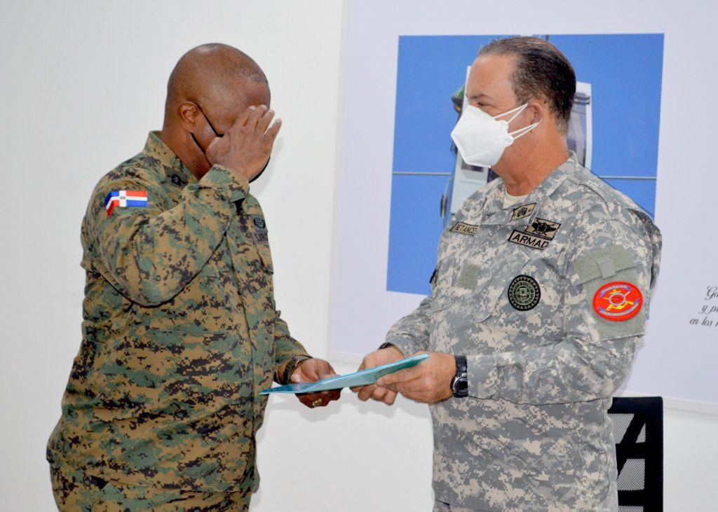 , Asume la Armada de República Dominicana el Comando Conjunto Unificado de las Fuerzas Armadas