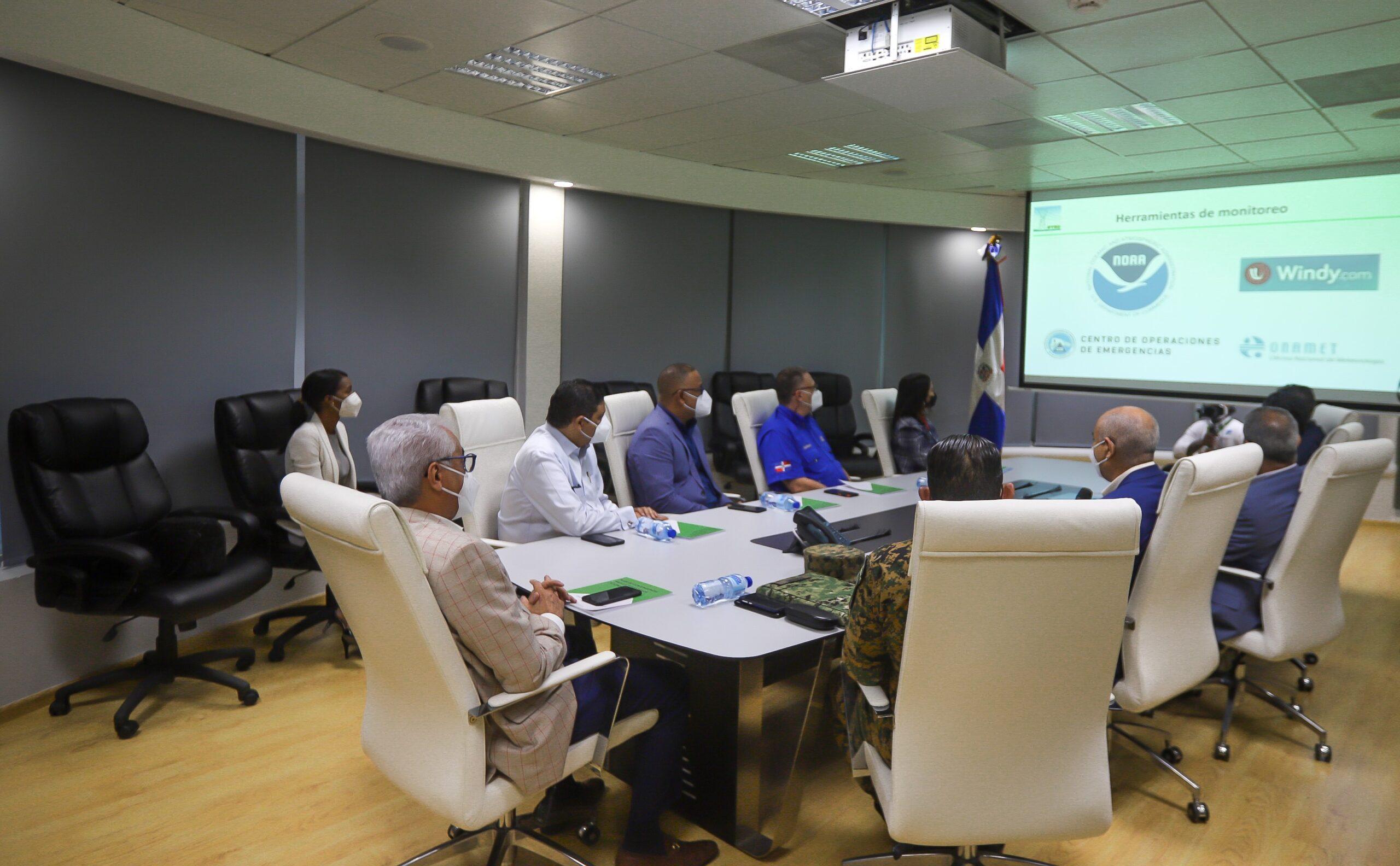 , La ETED preparada para hacer frente al riesgo durante temporada ciclónica 2021