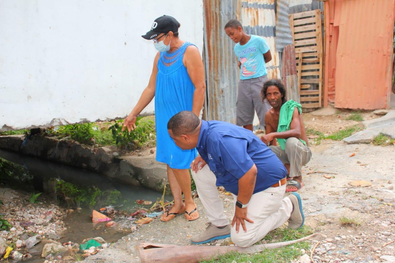 , Alcalde Municipio Barahona supervisa Operativo Especial ante el paso del Huracán Elsa
