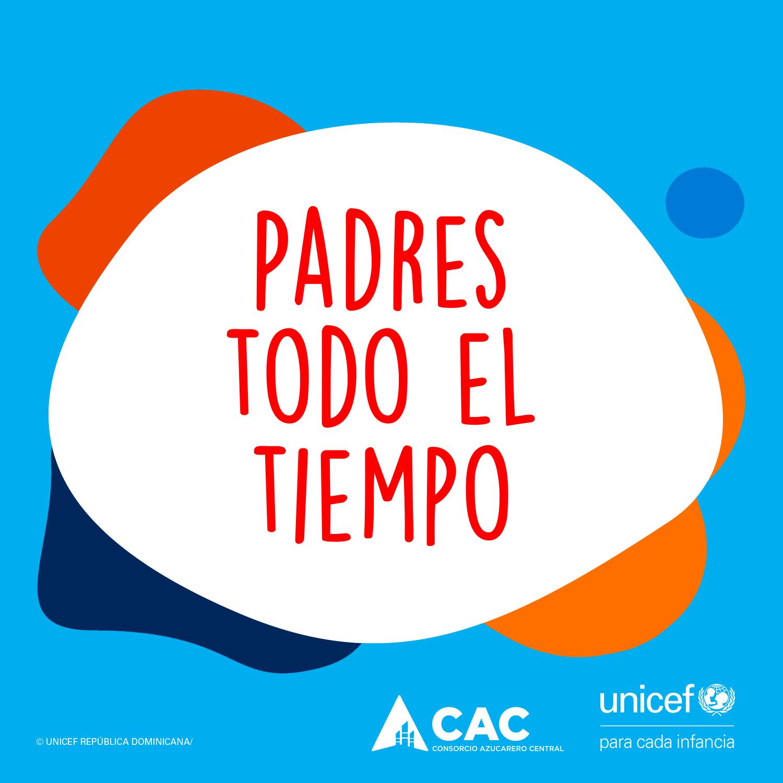 , CAC una vez más acompaña a UNICEF