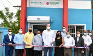 Promese/Cal con 2 nuevas Farmacias del Pueblo en Sánchez Ramírez