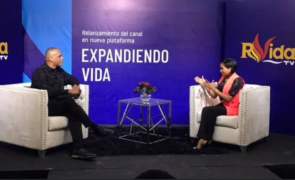 , Canal Rvida TV lleva televisión barahonera a otro plano